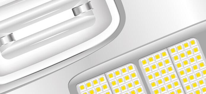 lampade a induzione magnetica vs led - comparazione consumi emissioni
