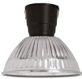 Low bay decorative electrodeless Bell