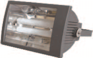 electrodeless industrial floodlight - Giotto