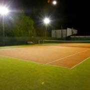 Induction floodlight for tennis court Nuovo Galileo