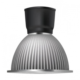 low bay magnetic lamp bell vector